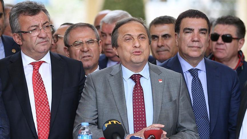 CHP'den AK Parti'ye yanıt: ''Seçimlerin yenilenmesi söz konusu değil''