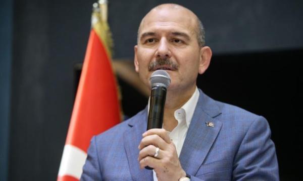 Bakan Soylu: ''Sarar Holding soyguncuları yakalandı''