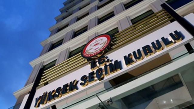 YSK 31 Mart yerel seçim kesin sonuçlarını açıkladı