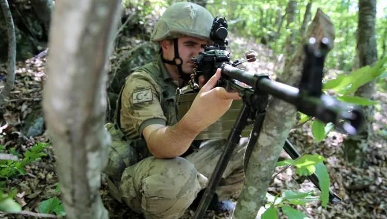 PKK'lı teröriste film gibi operasyonun detayları ortaya çıktı