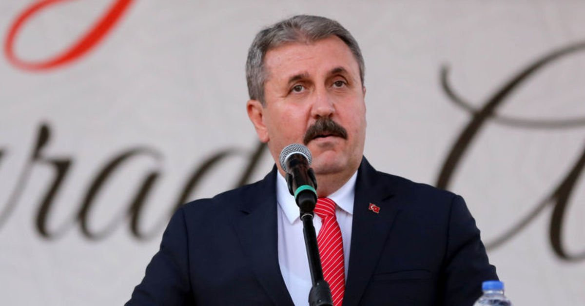 Destici'den Öcalan çıkışı: Cumhur İttifakı'na kurulmuş bir tuzak