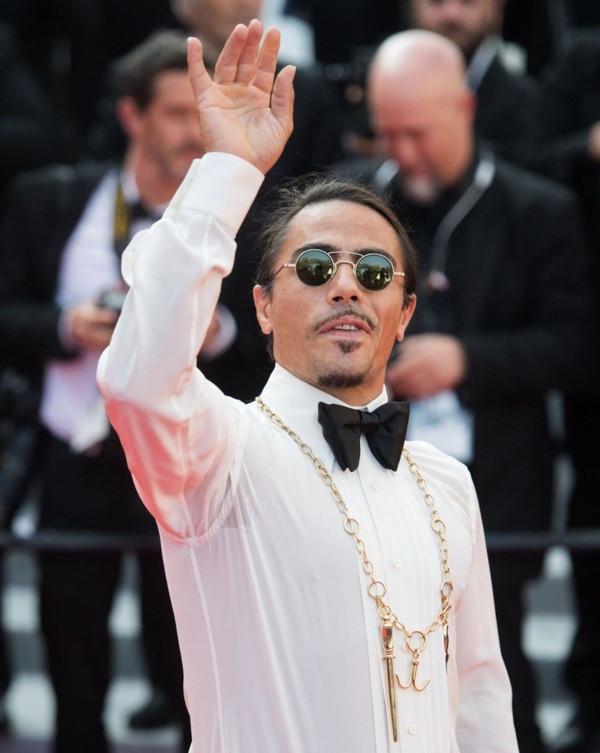 Cannes Film Festivali'nde Nusret rüzgarı !