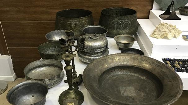 İstanbul'da büyük tarihi eser operasyonu