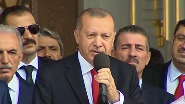 Erdoğan'dan olay olacak sözler: Bu işi hırsızlara bırakmayacağız