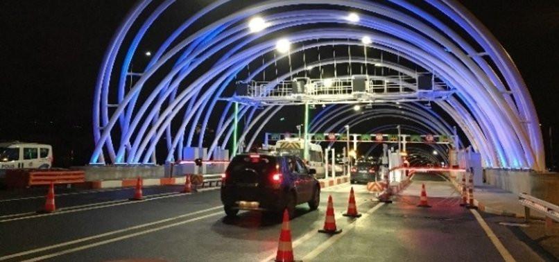 Avrasya Tüneli'nde fatura yine vatandaşa çıkacak