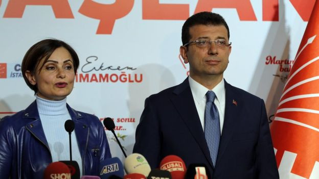 Kaftancıoğlu: ''3-5 kişi istiyor diye seçim iptal edilmez''