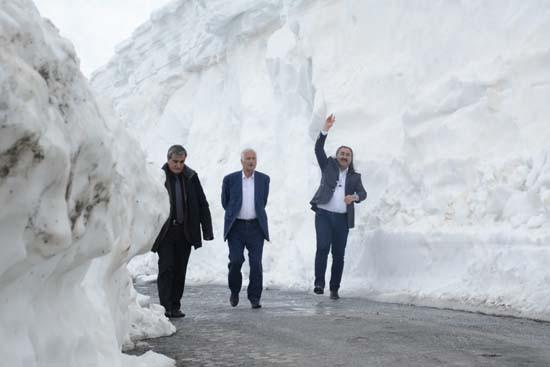 Alaska değil, Türkiye! Türkiye'nin en büyüğü böyle görüntülendi - Resim: 2