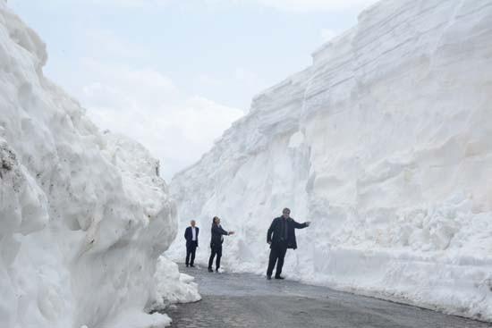 Alaska değil, Türkiye! Türkiye'nin en büyüğü böyle görüntülendi - Resim: 4