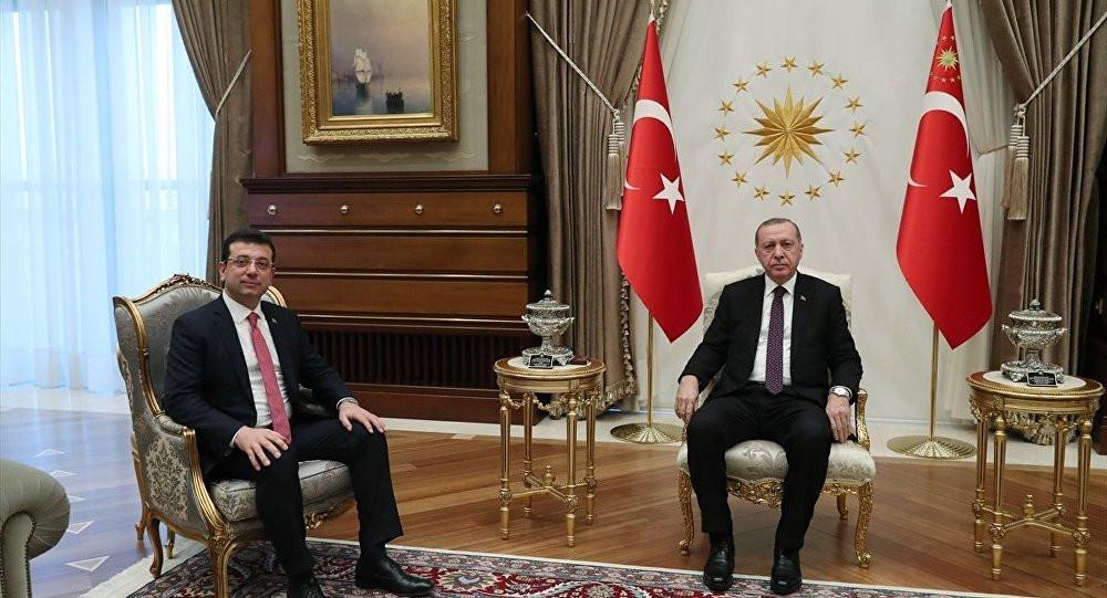 ''Erdoğan bu yüzden İmamoğlu'nun önünü kesmek istiyor''