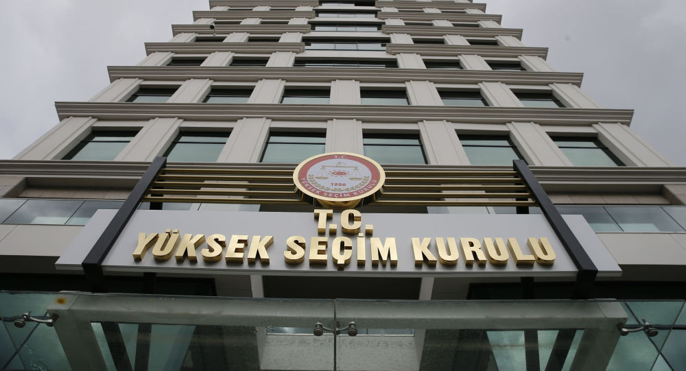 YSK İstanbul seçimlerini iptal etti ! Seçimler yenileniyor...