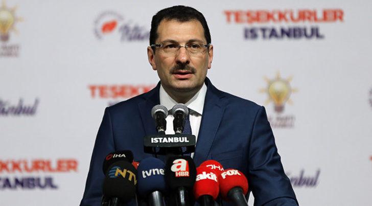 AK Parti'den İstanbul seçimleri için bir hamle daha