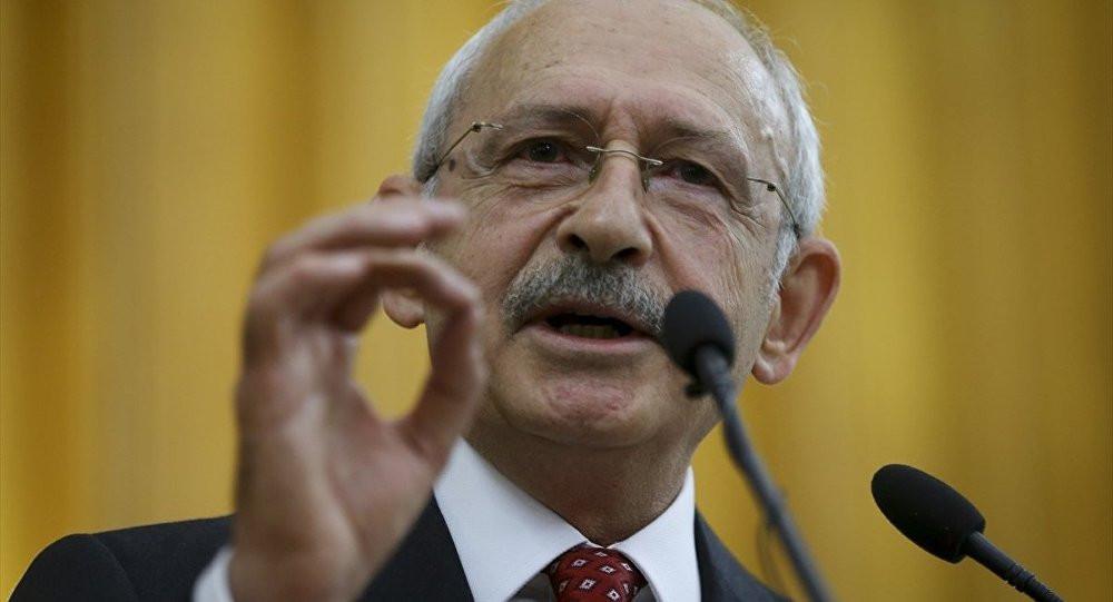 Kılıçdaroğlu: ''7'si de Hakim değil çete üyesi !''