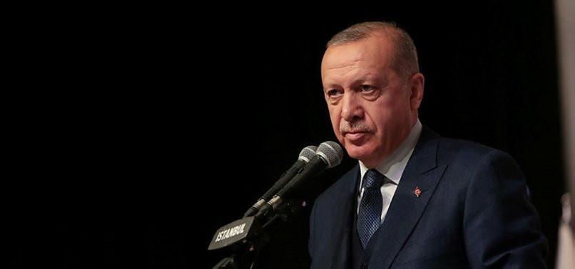 Erdoğan AK Parti'nin İstanbul adayını resmen açıkladı