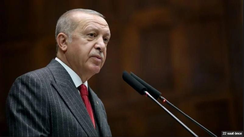 ''Erdoğan kapana kısıldı''