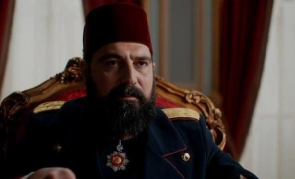 Payitaht Abdülhamid'den Gül ve Davutoğlu'na gönderme