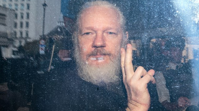 ''Assange idam edilebilir''