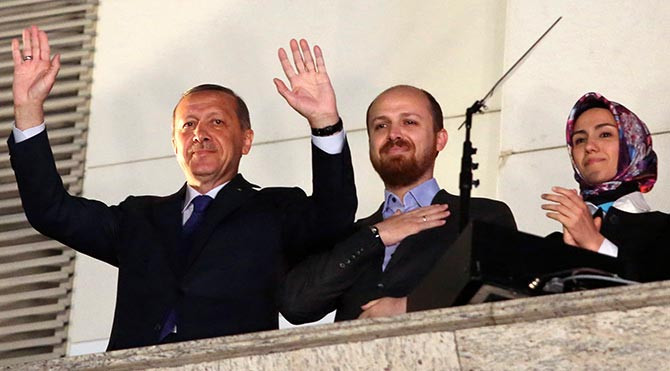 Dilipak'tan Erdoğan'ın çocuklarına kritik uyarı