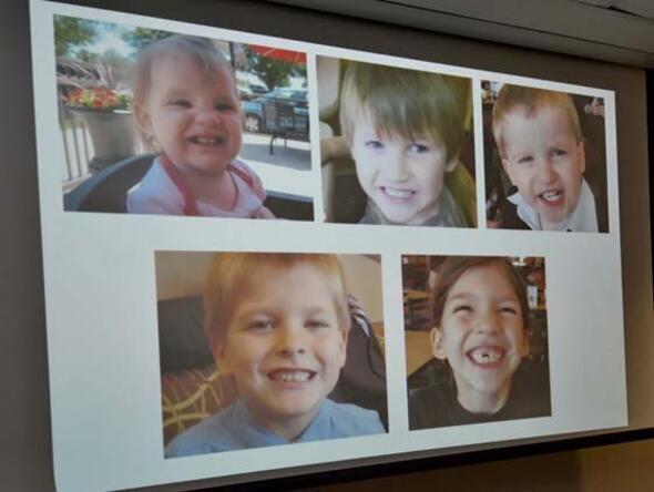 Cani baba 5 çocuğunu öldürdü ! Eşinin sözleri şaşırttı