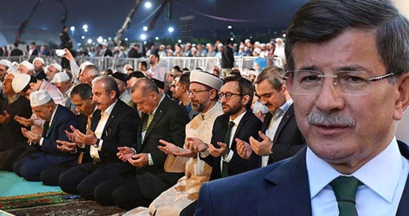 Davutoğlu'ndan Erdoğan'ı kızdıracak eleştiri: Doğru bulmadım