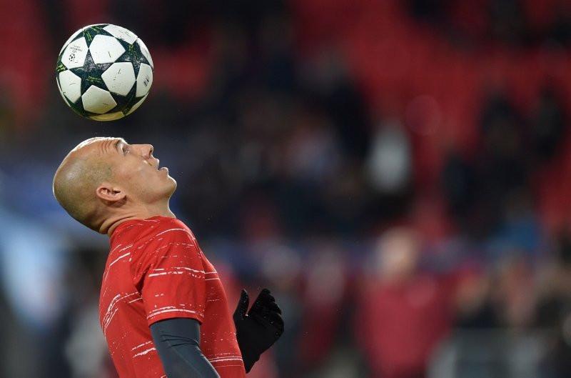 Hollanda basını Robben'i Türk devine yazdı