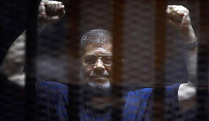 Mursi'nin cenazesinden fotoğraflar yayınlandı