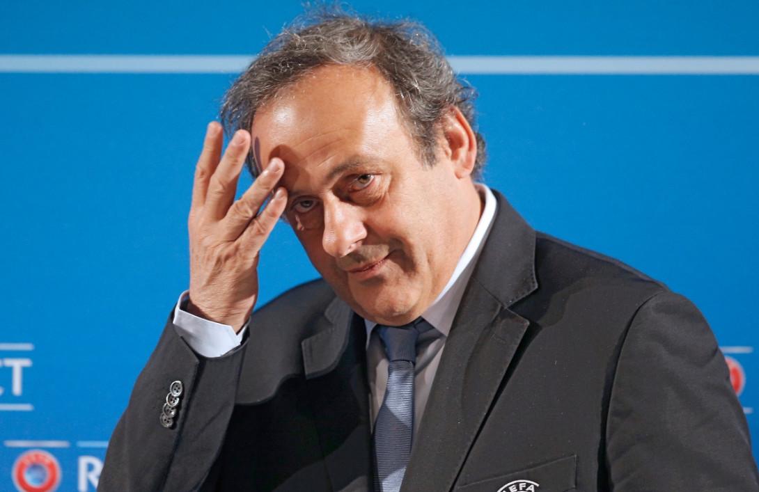 Platini'ye gözaltında Türkiye sorgusu