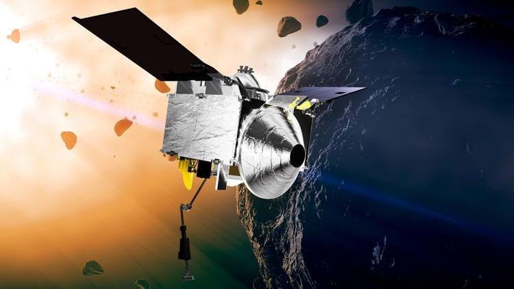 NASA, Bennu'nun en net fotoğrafını paylaştı