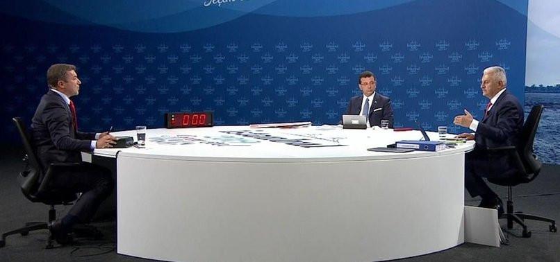 İşte AK Parti'nin 23 Haziran tahmini: İbre İmamoğlu'ndan yana !