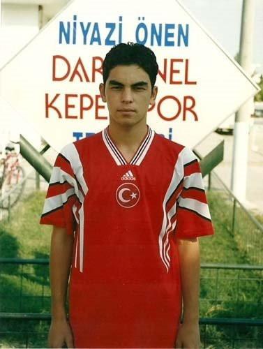 Ünlü futbolcuların çocukluk fotoğrafları çok şaşırttı