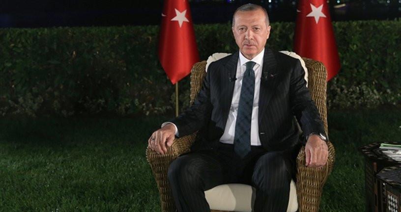 Erdoğan'dan Öcalan'ın seçim çağrısı için ilk açıklama