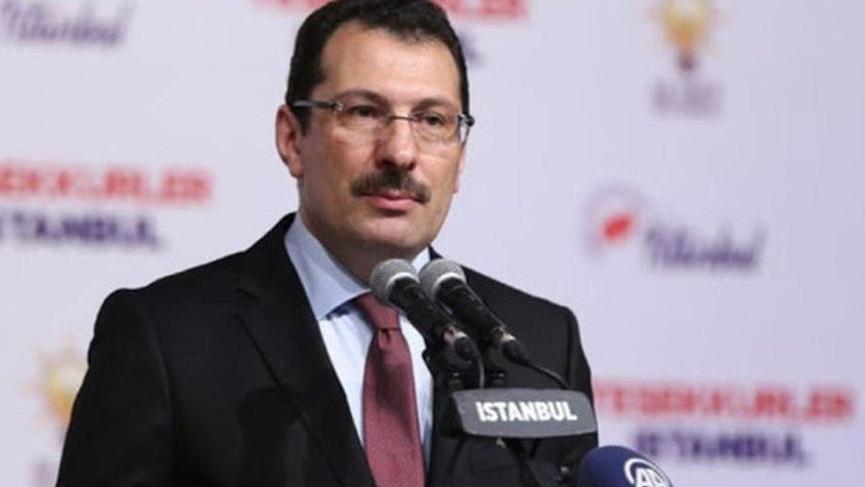AK Partili Yavuz'dan 23 Haziran açıklaması
