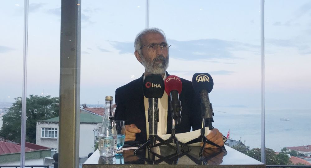 Bebek katili Öcalan'ı ''milli'' ilan etmişti; olay açıklama