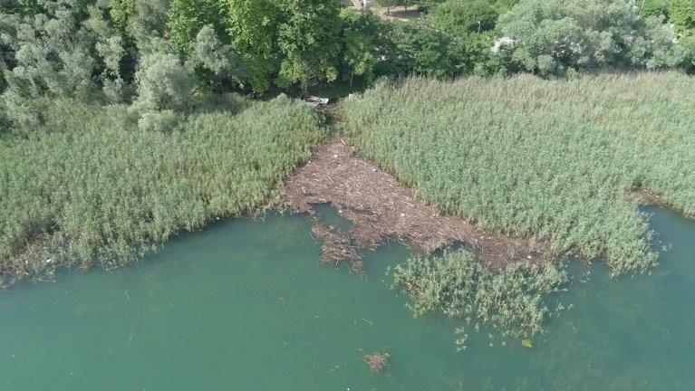 Sel sonrası Sapanca Gölü'nü tanımak imkansız