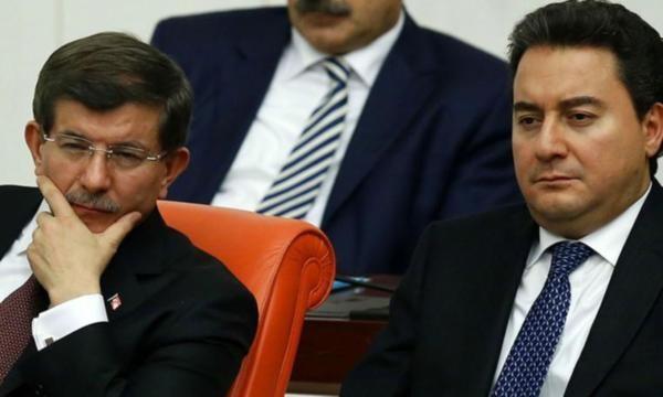 AK Parti'den siyasi grup ayarına Davutoğlu ayarı !