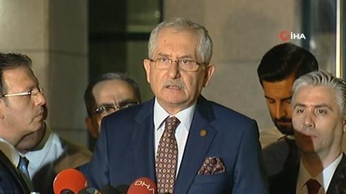 YSK Başkanı Sadi Güven'den ilk açıklama