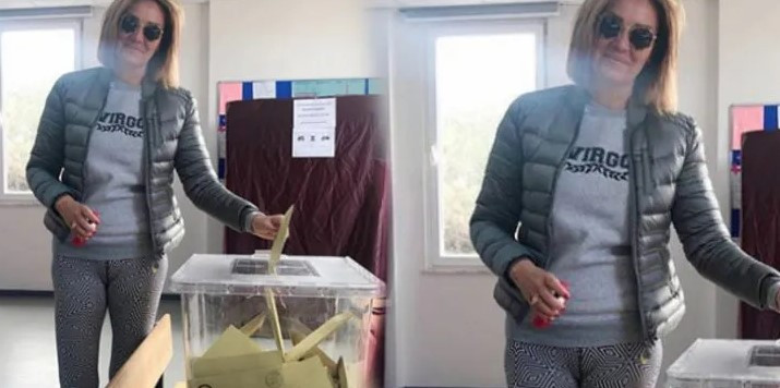 Pınar Altuğ'u kızdıran ''tayt'' yorumu