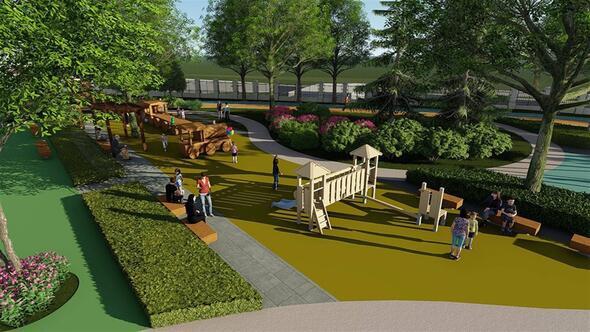Anadolu'nun en büyük Millet Bahçesi Sivas'a yapılıyor