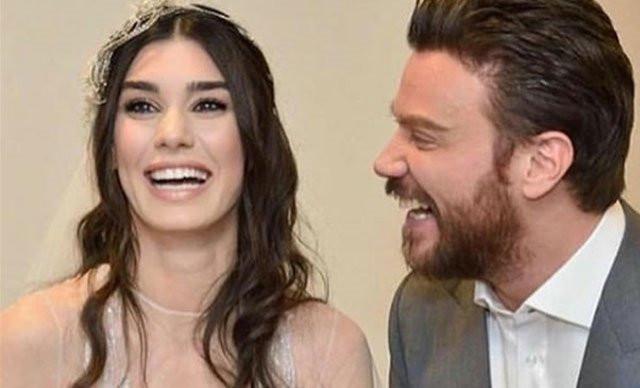 Burcu Kıratlı'dan romantik paylaşım: İyi ki benim kocamsın