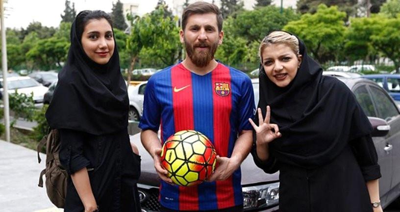 Çakma Messi 23 kadınla ilişkiye girmiş !