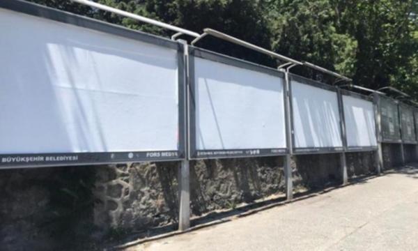 İmamoğlu mazbatayı almadan o afişler kaldırıldı