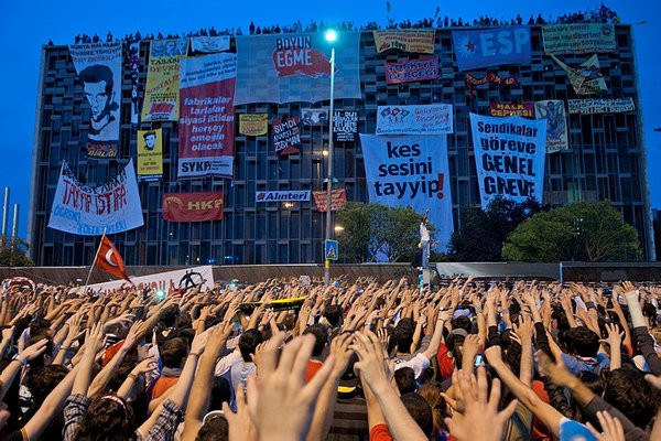 AYM'den kritik Gezi Parkı kararı