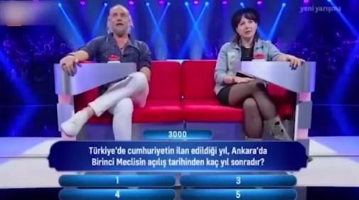 Cumhuriyet sorusunu bilemeyen yarışmacı Müge Anlı'yı çıldırttı