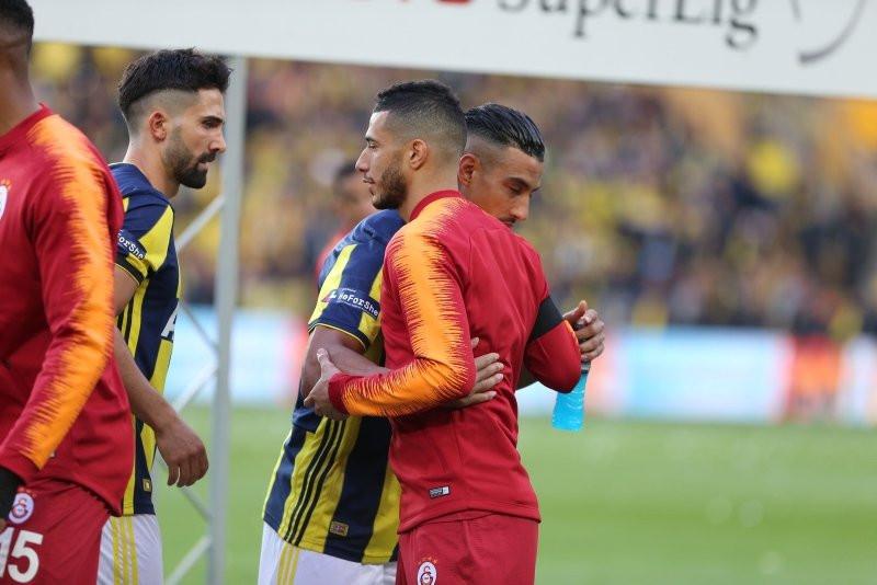 Belhanda'dan Fenerbahçe için olay sözler