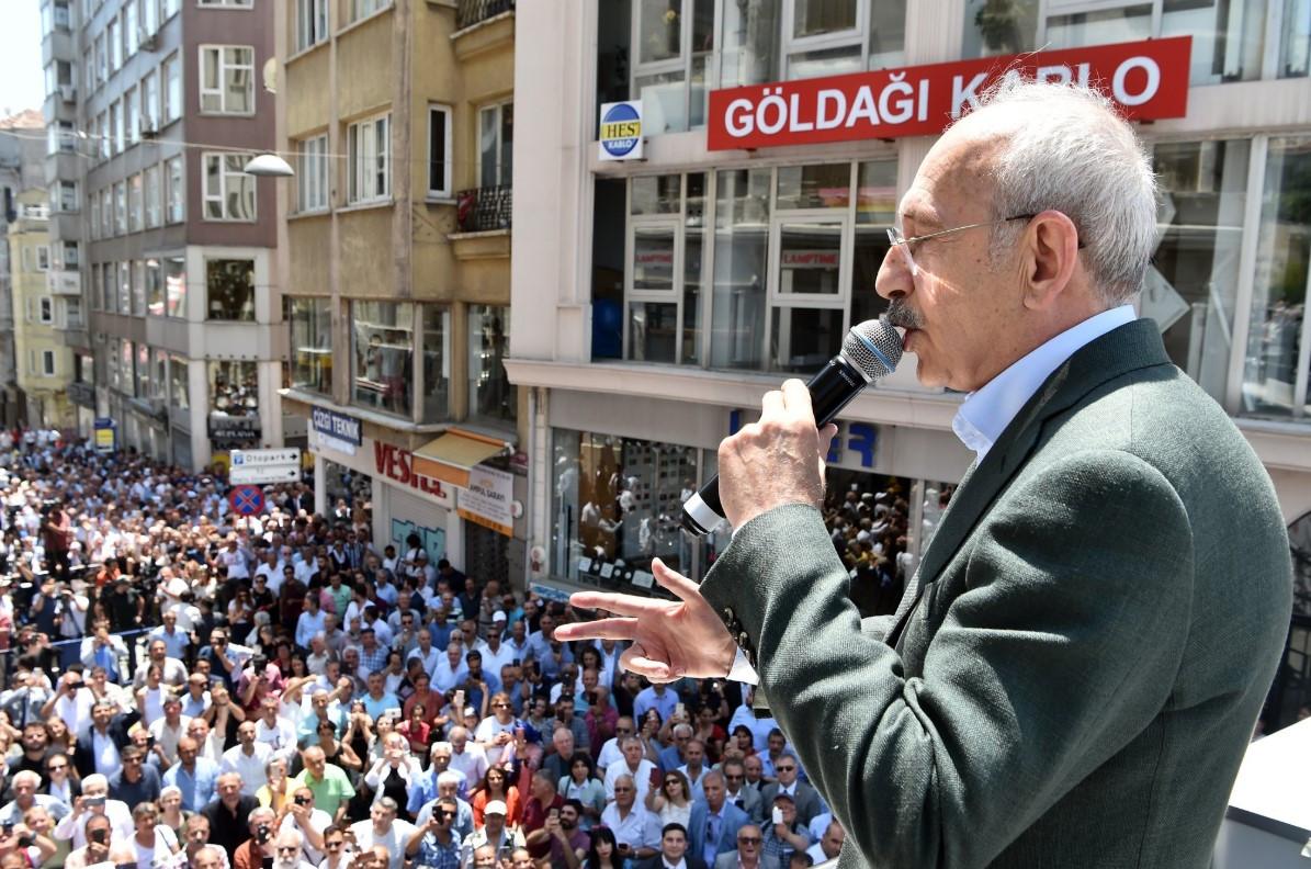 Kılıçdaroğlu'ndan ''generallere hakaret'' tepkisi