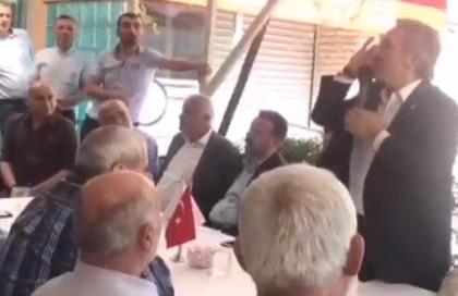 AK Partili milletvekili: ''İmamoğlu'na oy verenler hasta''