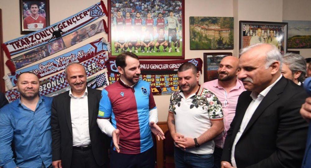 Fenerbahçe'den ''Berat Albayrak'' açıklaması