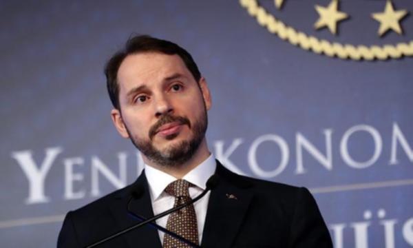 ''G20 Zirvesi'ne Hazine Bakanı Berat Albayrak katılmıyor''