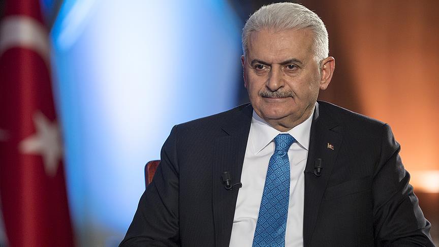 Binali Yıldırım'dan Kürdistan açıklaması