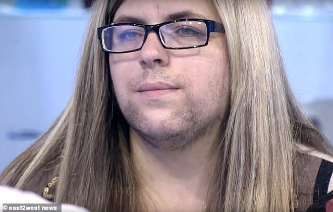 Hamile kalan kadının sakalları çıktı - Resim: 1