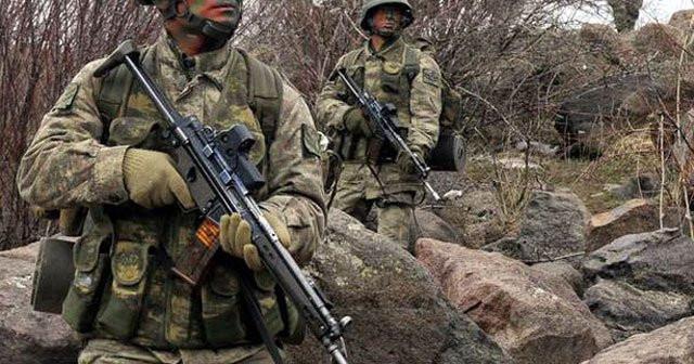 Komandolar girdi ! TSK'dan Irak'ın kuzeyine yeni kara harekatı